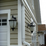 Aluminum Gutters And Downspouts