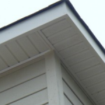Aluminum Siding With Fascia And Soffit