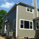 James Hardie Fiber Cement Install