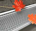 Gutter Guard Leaves Protection