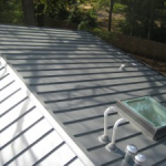 24 Gauge Kynar Metal Roofing