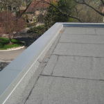 Sheet Metal Commercial Roof