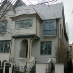 Copper Gutters Slate Roof Snow Guards Chicago
