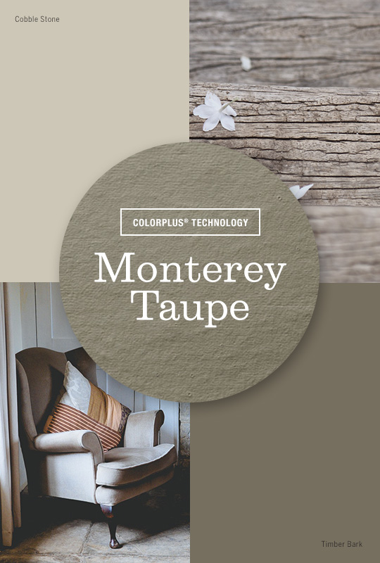 Monterey Taupe Makeovers Custom Installations Inc