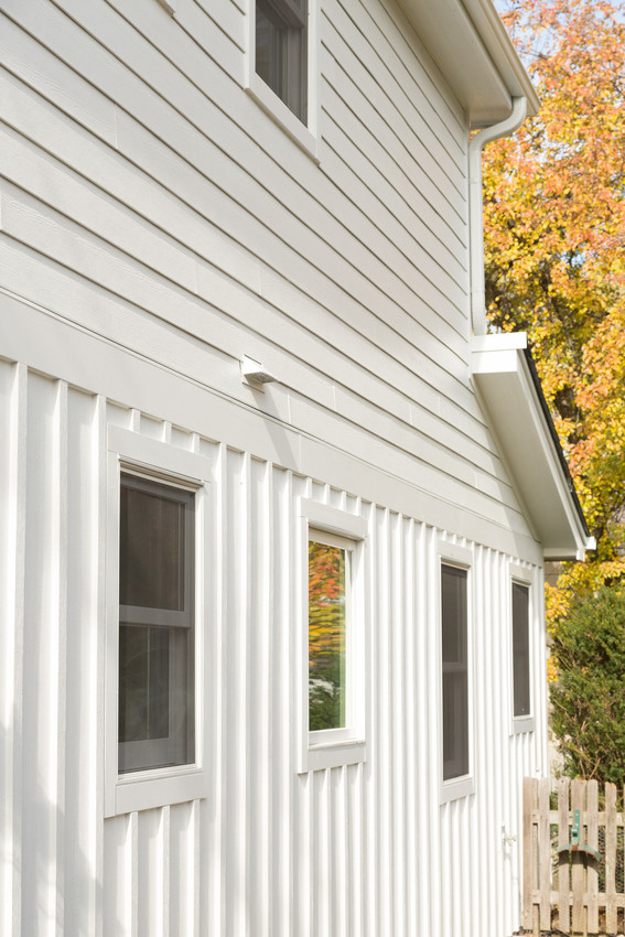 Clad Your Home With Hardiepanel 174 Vertical Siding Custom