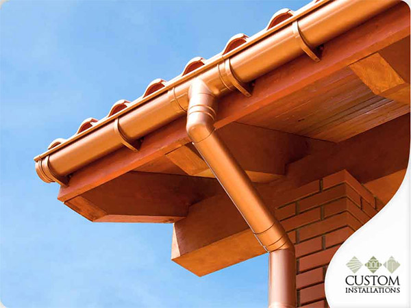 Copper Gutters 4 Reasons Theyre Worth Installing